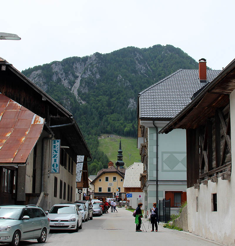 Kranjska Gora roteiro carro na eslovenia