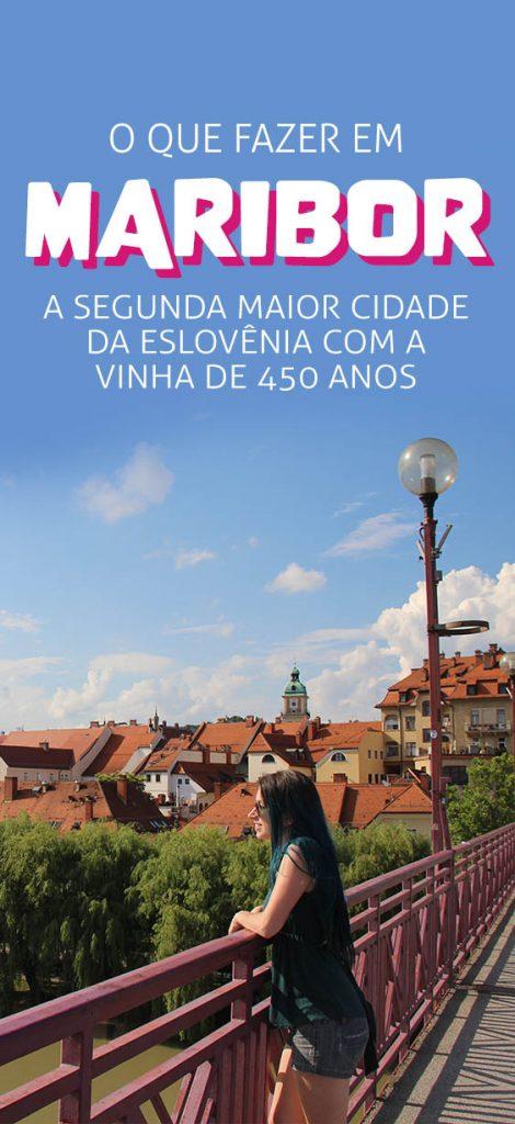 O que fazer em Maribor na Eslovenia, dicas do que visitar e onde comer