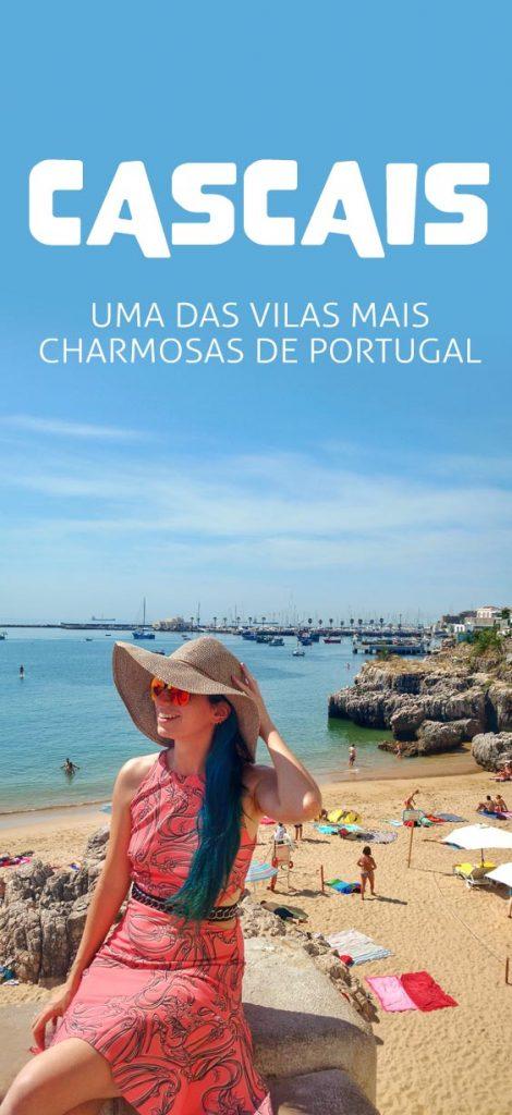 Roteiro em Cascais, o que visitar, comer e onde se hospedar em Portugal