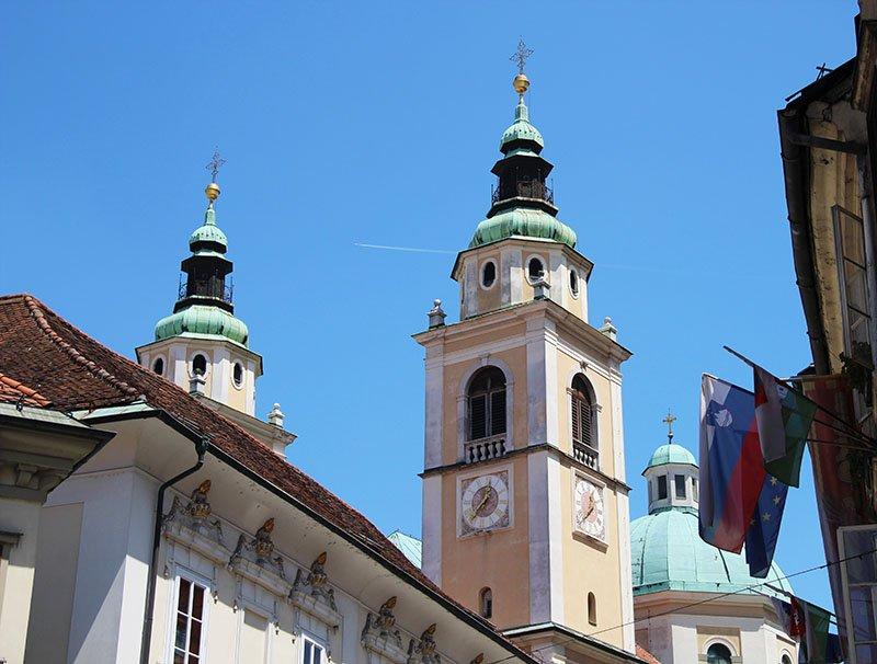 bandeiras liubliana eslovenia
