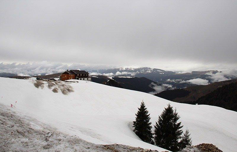 casa na neve monte grappa