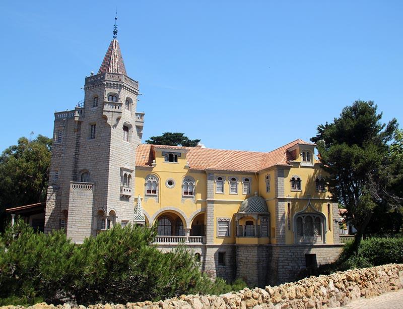 cascais Museu Biblioteca dos Condes de Castro Guimarães