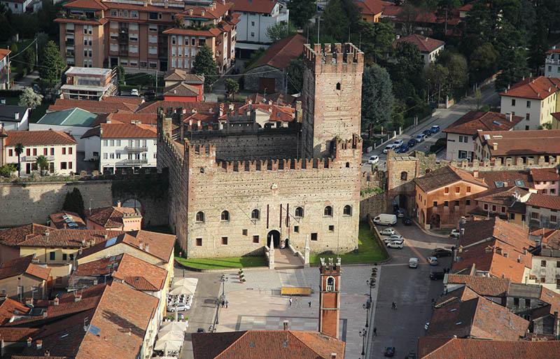 castelo marostica o que visitar no veneto italia