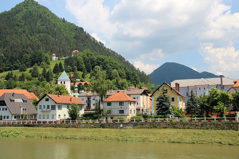 castelo tabor eslovenia lasko