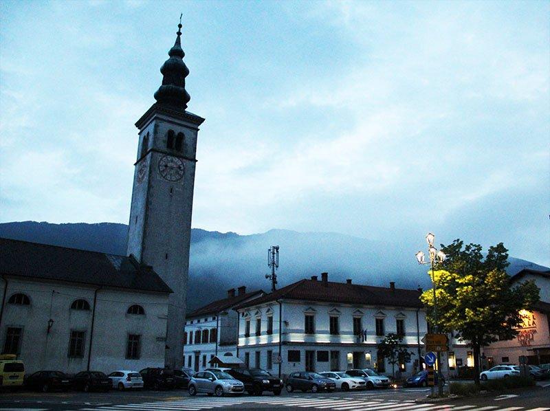 dicas kobarid eslovenia centro da cidade