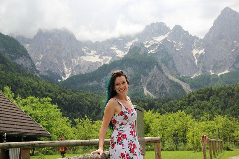 estrada nas montanhas europa eslovenia dicas
