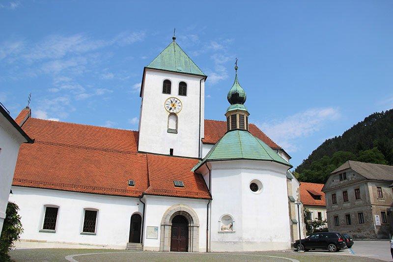 igreja em lasko eslovenia