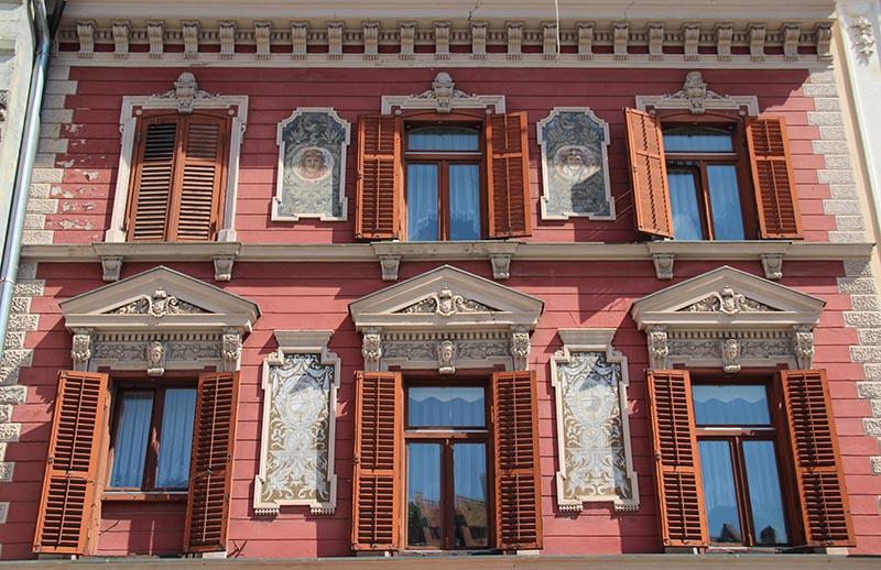 janelas arquitetura eslovenia maribor