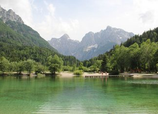 lago jasna dicas para visitar a eslovenia