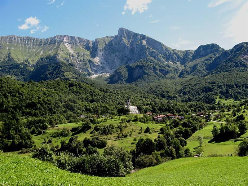 o que fazer em kobarid na eslovenia