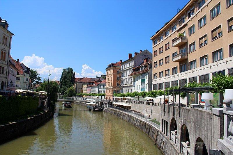 o que fazer em liubliana eslovenia