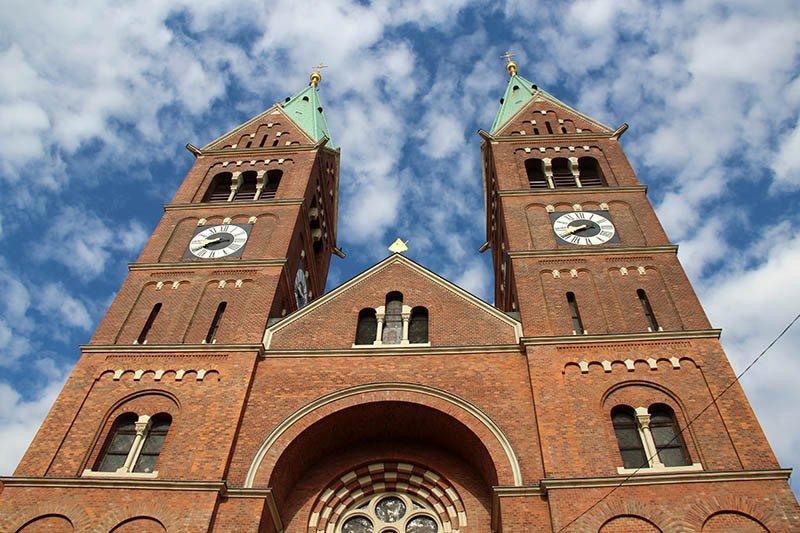 o que fazer em maribor eslovenia catedral