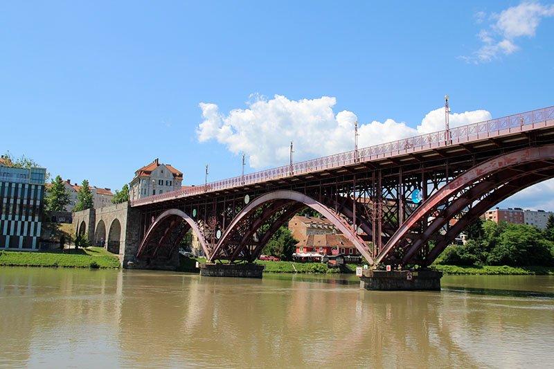ponte de maribor glavni most
