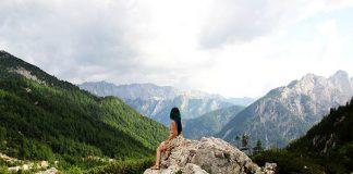 ponto mais alto vrsic pass eslovenia