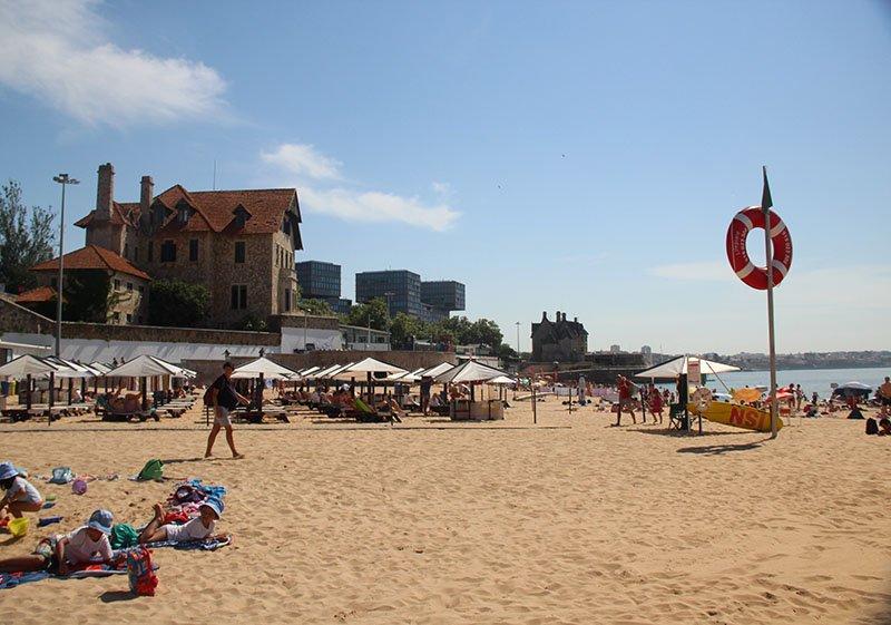 praia da conceição cascais portugal