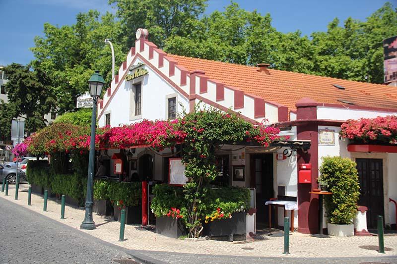 restaurante em cascais onde comer casa velha