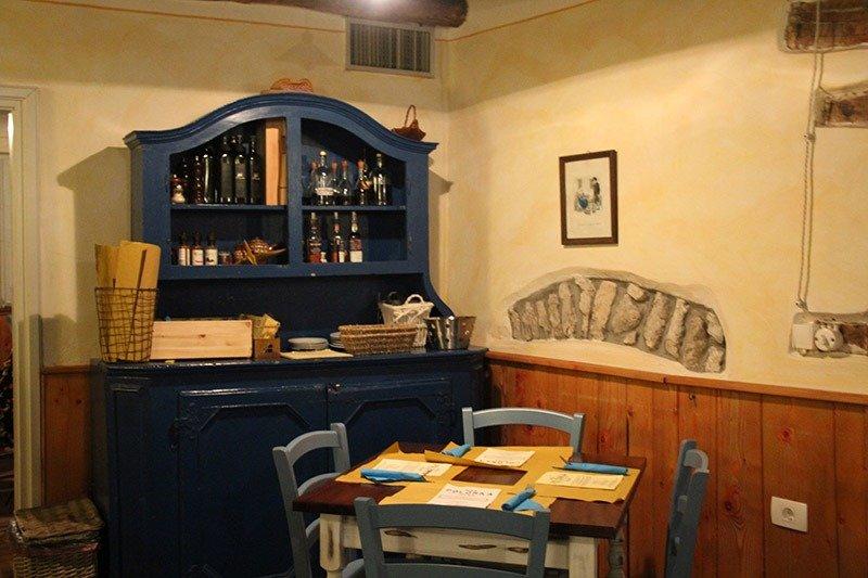 restaurante hisa polanka ana ros kobarid