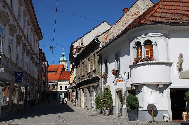 rua de maribor eslovenia dicas