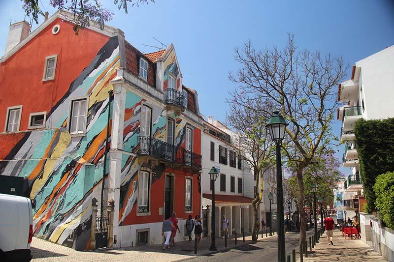 ruas de cascais grafitti portugal