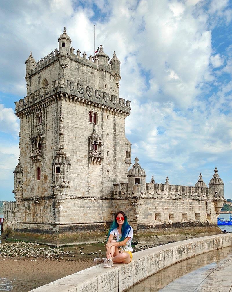 torre de belem em lisboa como visitar