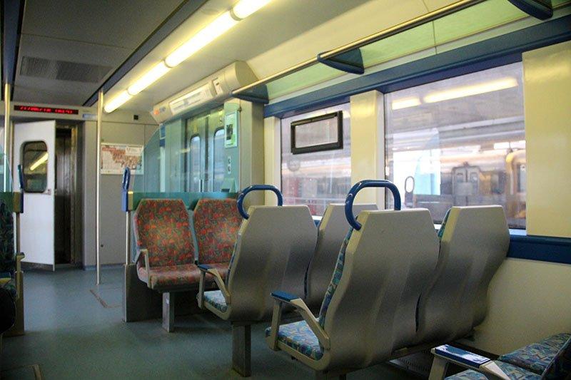 trem em lisboa centro para belem transporte