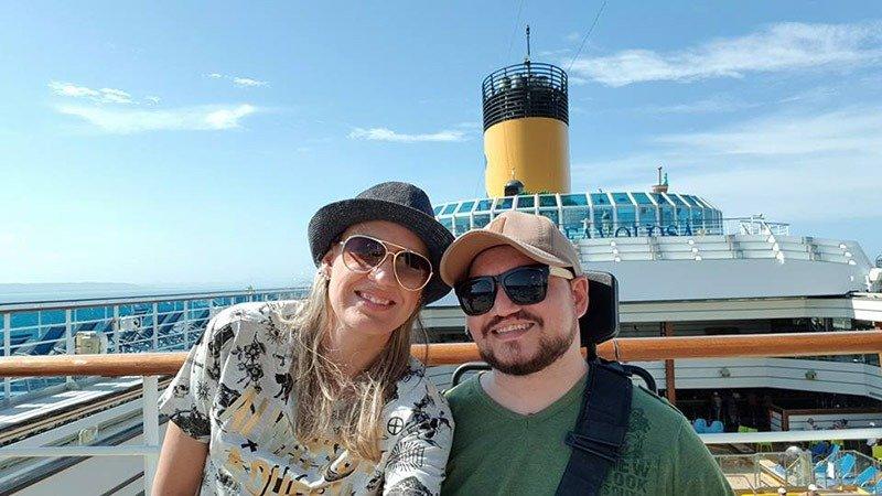 turismo inclusivo viagem com pessoas com deficiencia fisica navio