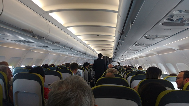 voando de tap air portugal brasil