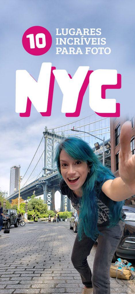 10 lugares que você precisa tirar foto em Nova York