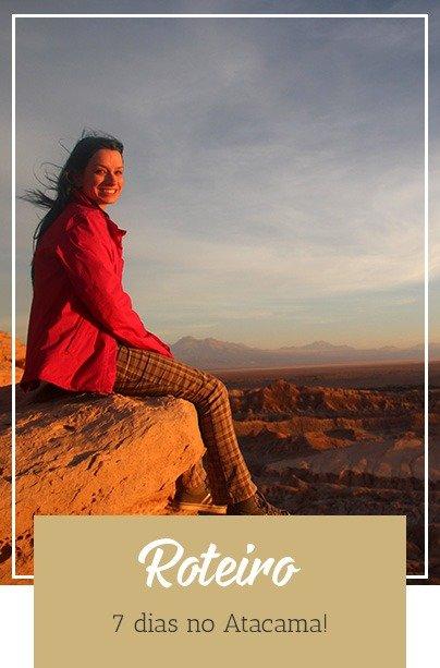 Atacama - Roteiro 7 dias
