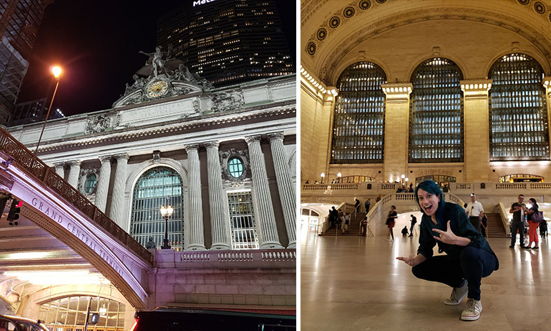 atividades gratis em nova york grand central