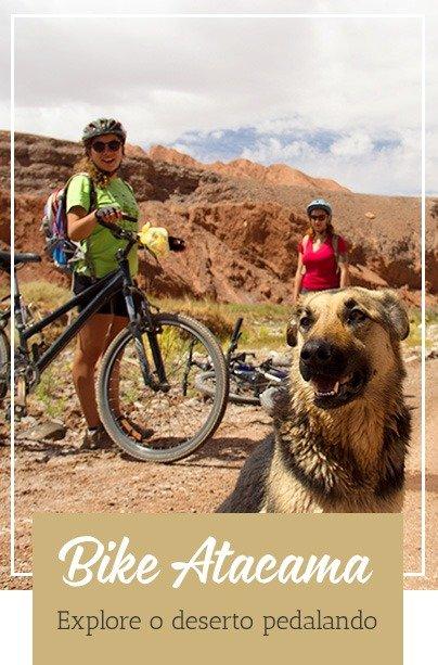 Bicicleta no Atacama - Dicas para Pedalar