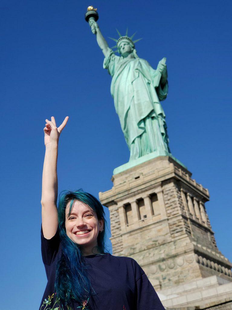 como visitar a estatua da liberdade preços