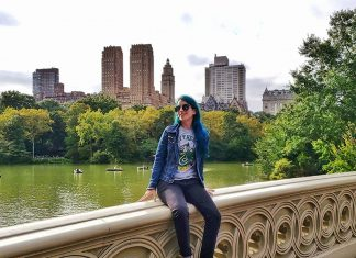 lugares legais gratis em nova york central park