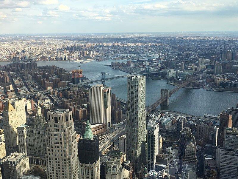nova york vista one world trade center