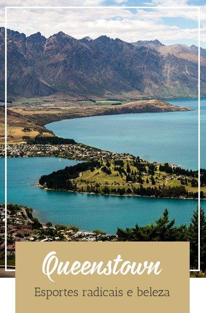 Nova Zelândia Guia Queenstown