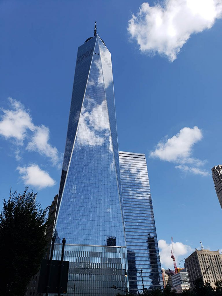 observatorio one world trade center nova york vista
