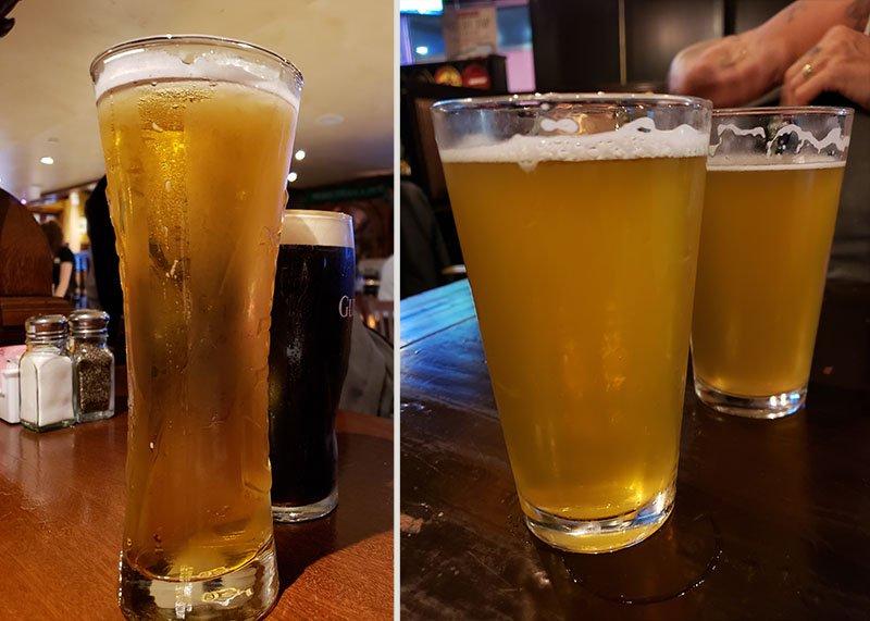 onde beber na times square pubs
