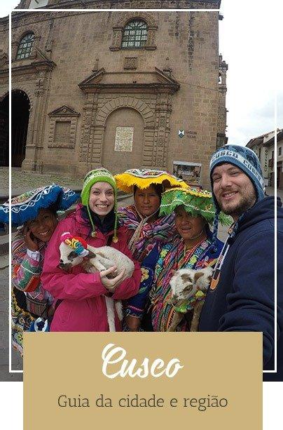 Peru, Cusco e região