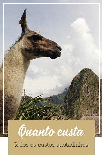 Peru Quanto custa uma viagem
