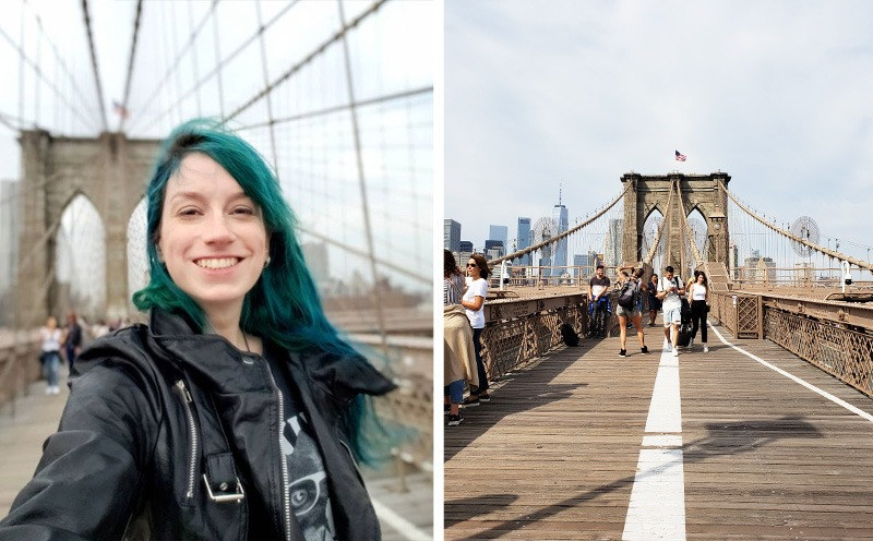 programas grátis em nova york brooklyn bridge