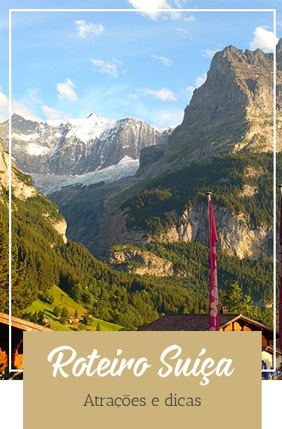 Suíça Guia Roteiro