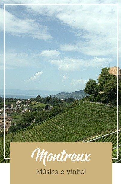 Suíça - Montreux - Riviera