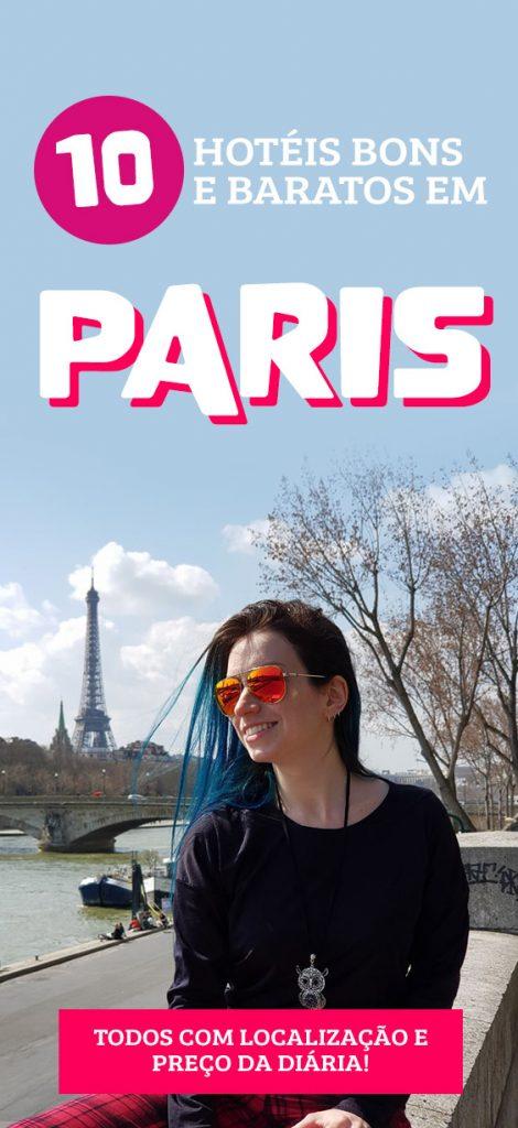 10 hoteis bons e baratos em Paris, confira a lista