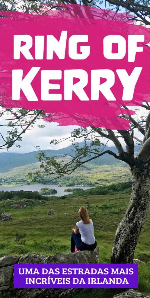 Ring of Kerry, roteiro da estrada incrível na Irlanda, dicas e cidades