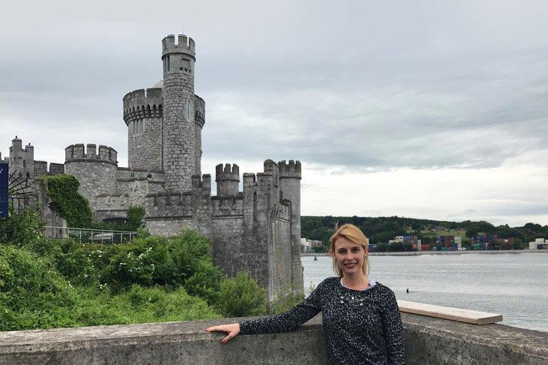 castelo cobh irlanda