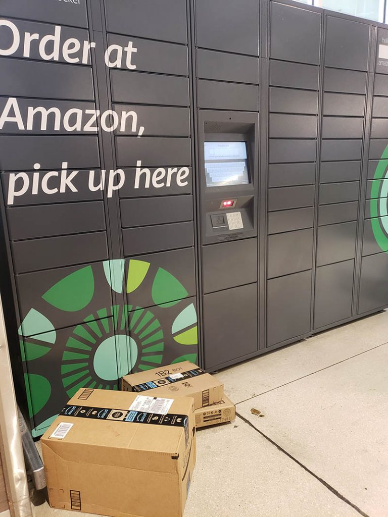 como comprar amazon locker nos estados unidos