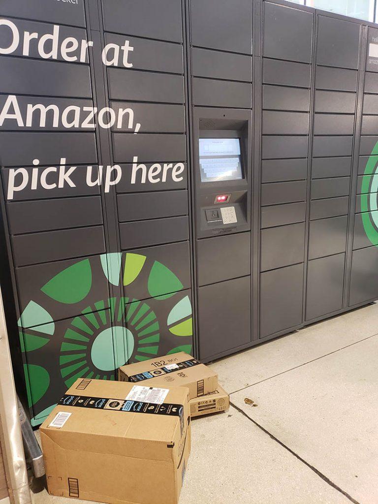como comprar amazon locker nos estados unidos