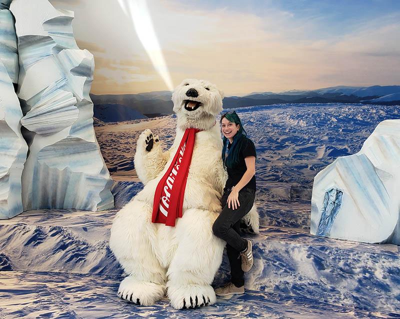 como visitar o urso da coca cola em atlanta