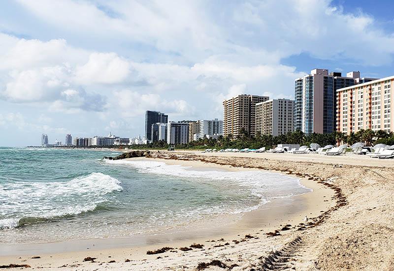 dicas de hoteis em miami mid beach