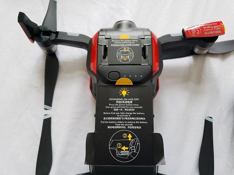 drone dji mavic air review